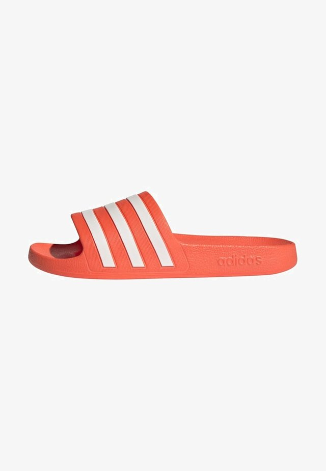 ADILETTE AQUA - Badslippers - orange
