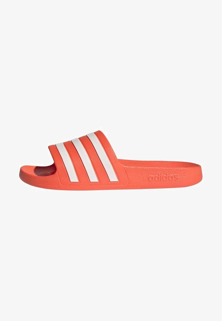 adidas Performance - ADILETTE AQUA - Pool slides - orange