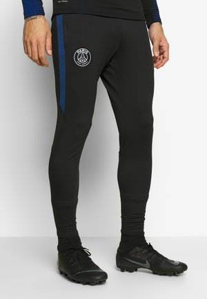 PARIS ST GERMAIN DRY PANT - Article de supporter - black/hyper cobalt/white