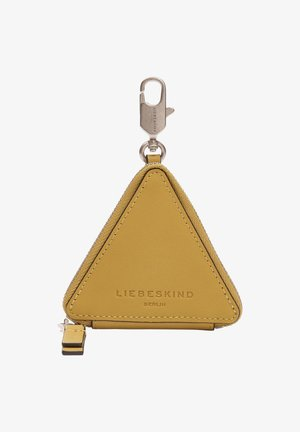 JACKIE TRIANGLE - Key holder - dijon (yellow)