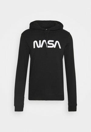 NASA - Sweat à capuche - black