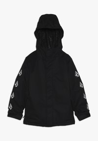 Volcom - RIPLEY INS JACKET - Snowboard jacket - black - 0