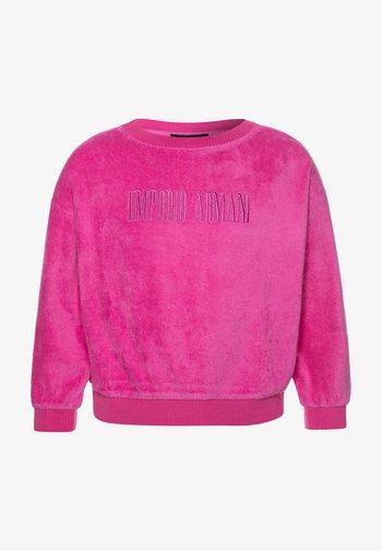 FELPA - Sweatshirt - rosa pop