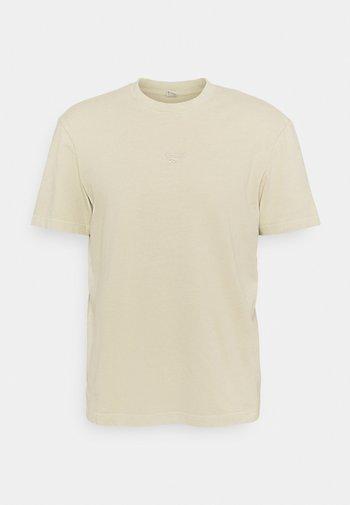 CLASSIC NATURAL DYE - T-shirt - bas - stucco