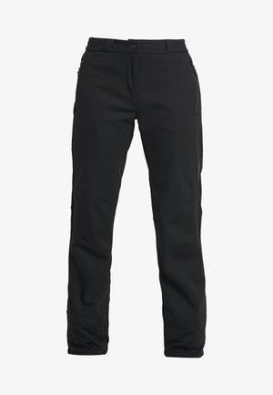 TALPA LADY - Snow pants - black