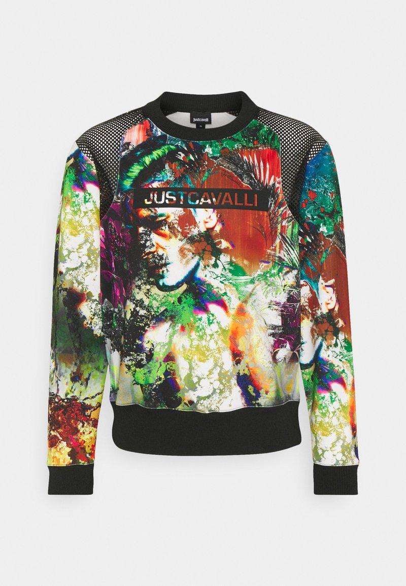 Just Cavalli - FELPA - Sweatshirt - multicolors