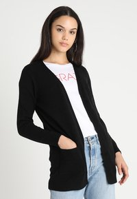 ONLY - ONLLESLY - Cardigan - black - 0