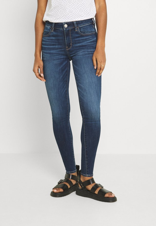 HI RISE - Jeans Skinny Fit - after midnight