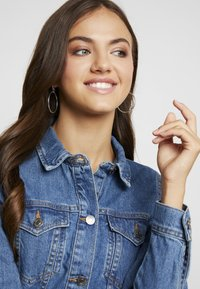 Vero Moda - Day dress - medium blue denim - 4