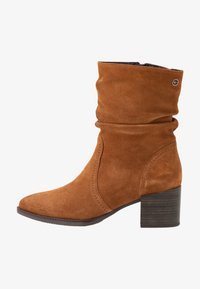 Tamaris - Classic ankle boots - muscat - 1