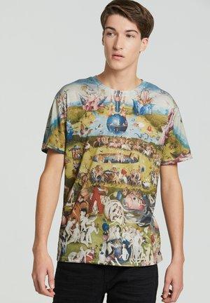 GARDEN  - Print T-shirt - green