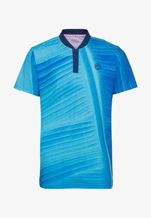 Polo shirt - blau/dunkelblau