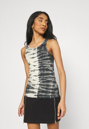 STELLA PRINTED TANK - Topper - black
