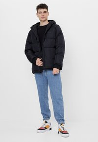 Bershka - Winter jacket - black - 1