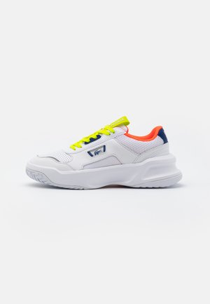 ACE LIFT  - Sneakersy niskie - white/dark blue