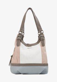 TOM TAILOR - JUNA - Handbag - mixed rose - 1
