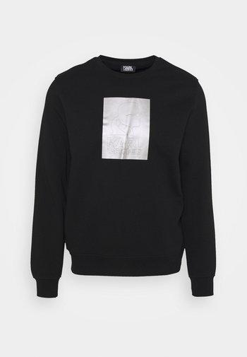 SWEAT CREWNECK - Sweatshirt - black