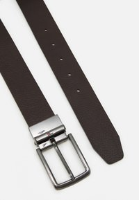 Tommy Hilfiger - DENTON - Belt - black/testa di moro - 1