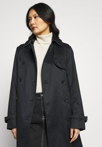 Esprit Collection - CLASSIC TRENCH - Trenchcoat - black - 3