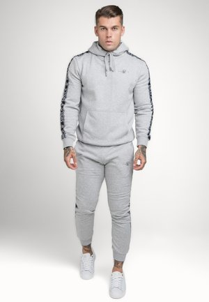 SIKSILK  OVERHEAD HOODIE - Jersey con capucha - grey