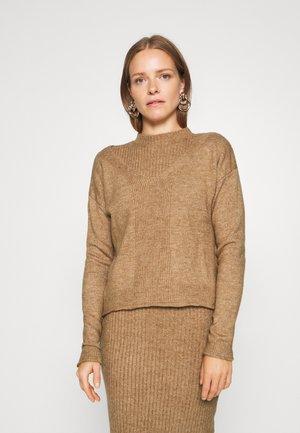 LACIVERT - Pullover - camel