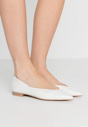 AMÉDÉE  - Ballerina's - white