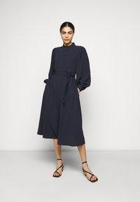 CLOSED - MAYLEEN - Shirt dress - dark night - 0