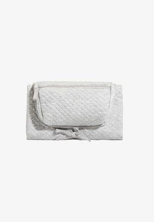 Baby changing bag - grey
