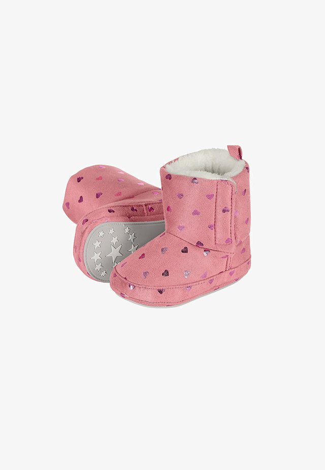 BABY WINTER-SCHUH - First shoes - rosa