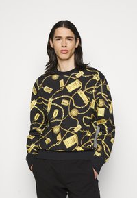 Versace Jeans Couture - Sweatshirt - black - 0