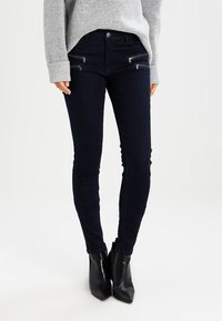 Freequent - Jeans Skinny Fit - dark blue - 0