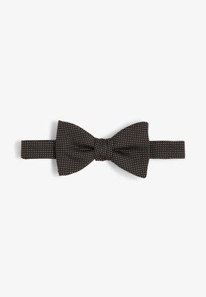 SCHLEIFE - Bow tie - schwarz