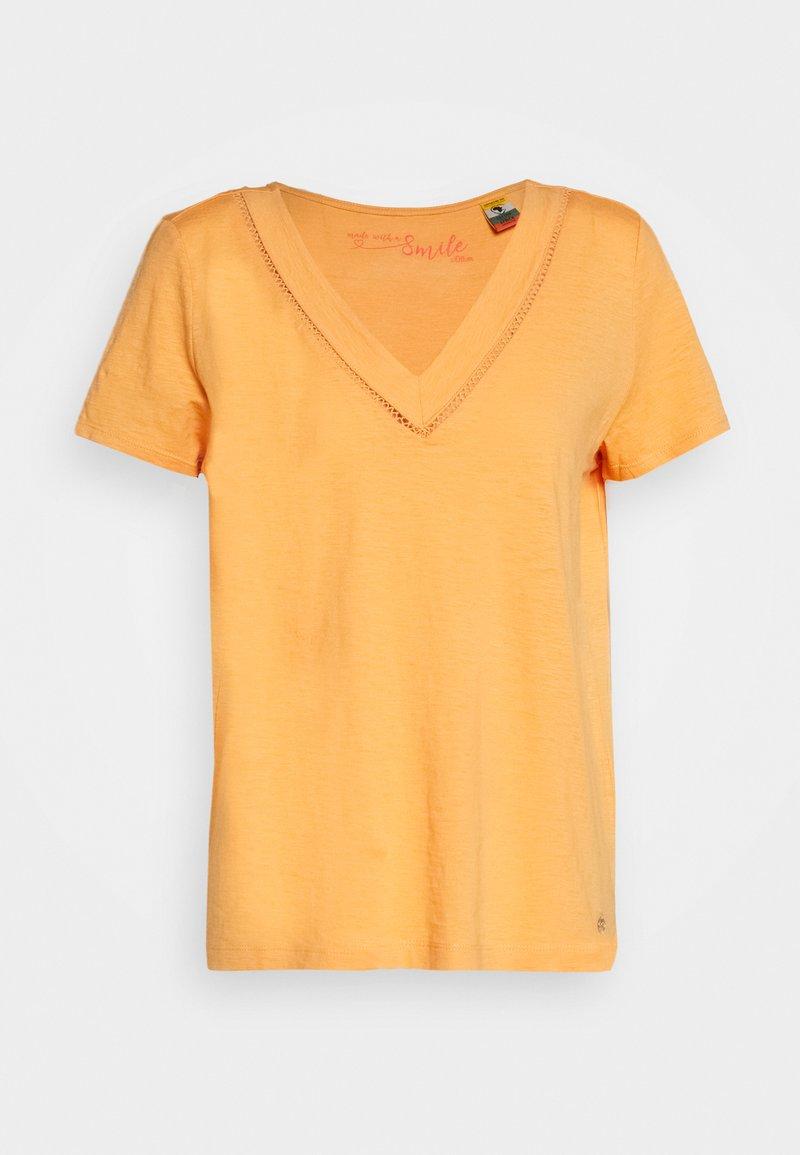s.Oliver - T-shirt imprimé - sun