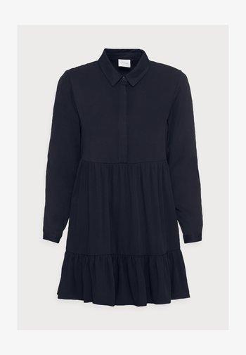 VIMOROSE SHIRT DRESS - Košilové šaty - navy blazer