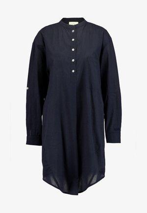 PERNILLE OVERSIZE - Bluser - dark blue