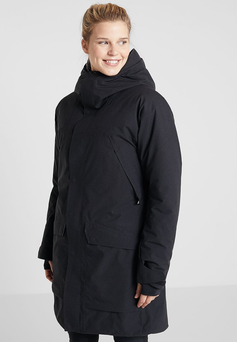 Houdini - FALL IN  - Winter coat - true black