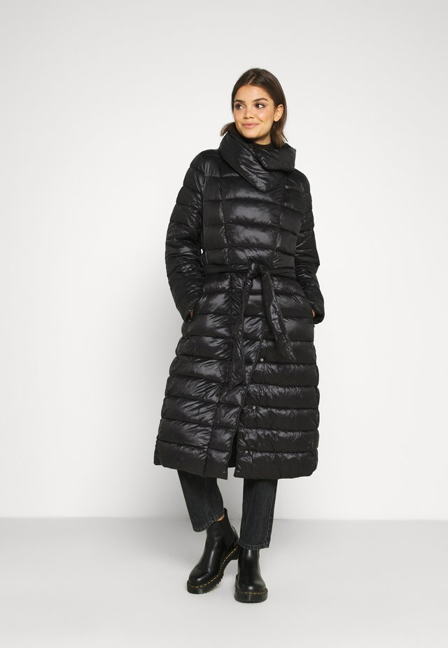 LADIES PADDED JACKET - Winter coat - black