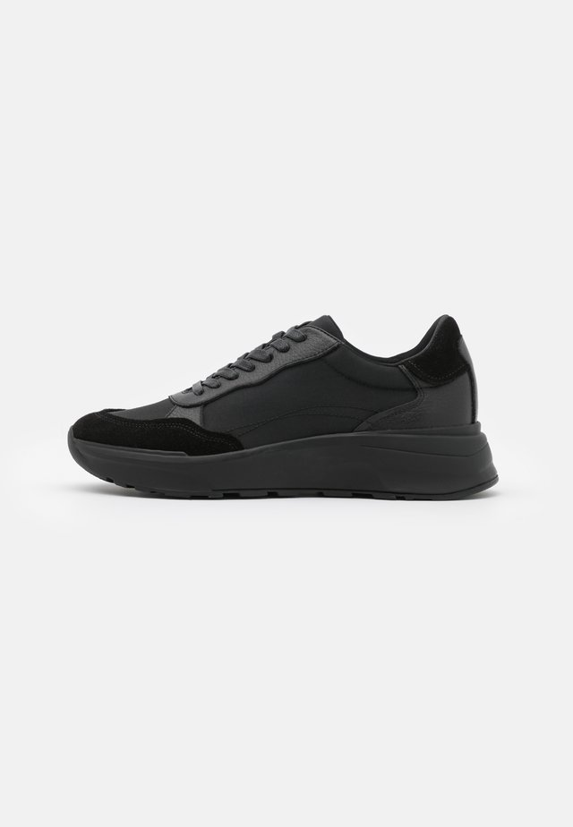 JANESSA - Sneakers laag - black