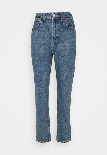 MOM VINTAGE - Relaxed fit jeans - dark denim