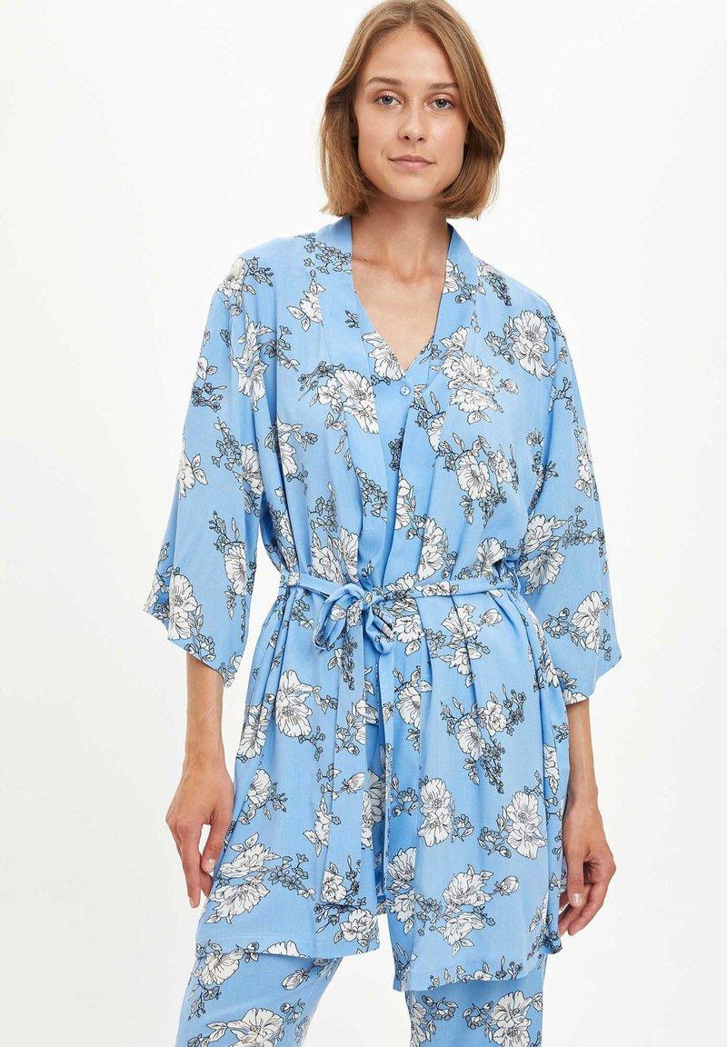 DeFacto Fit - Pyjamapaita - blue