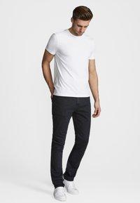 Bruun & Stengade - NEAL - Slim fit jeans - dark vintage - 1