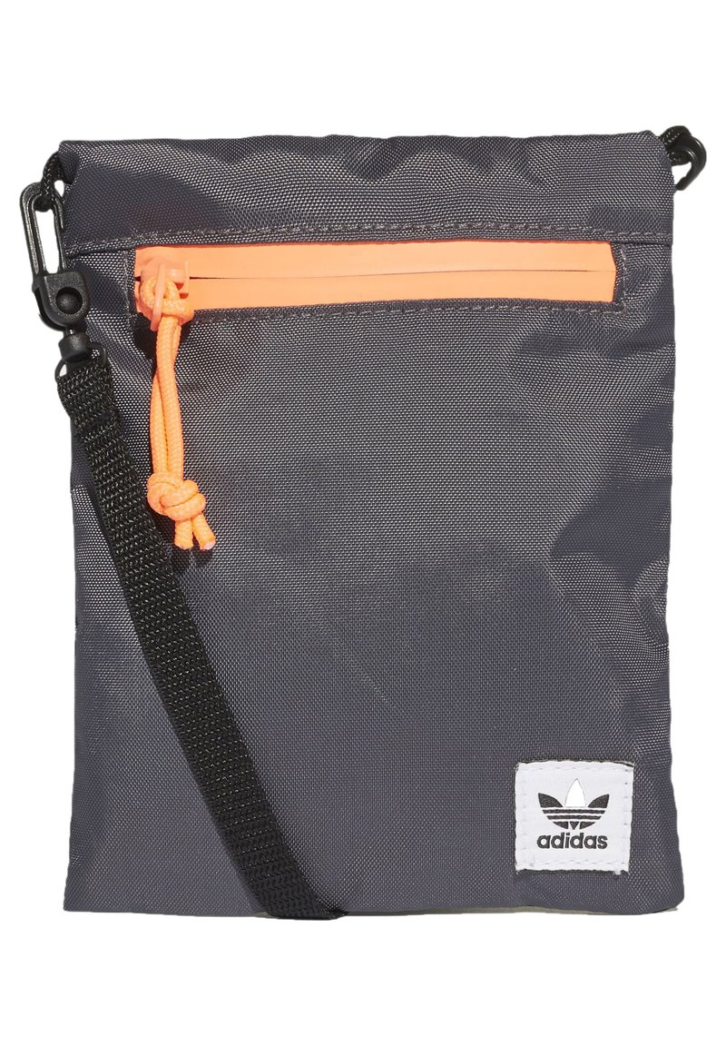 adidas Originals - SIMPLE POUCH - Across body bag - grey