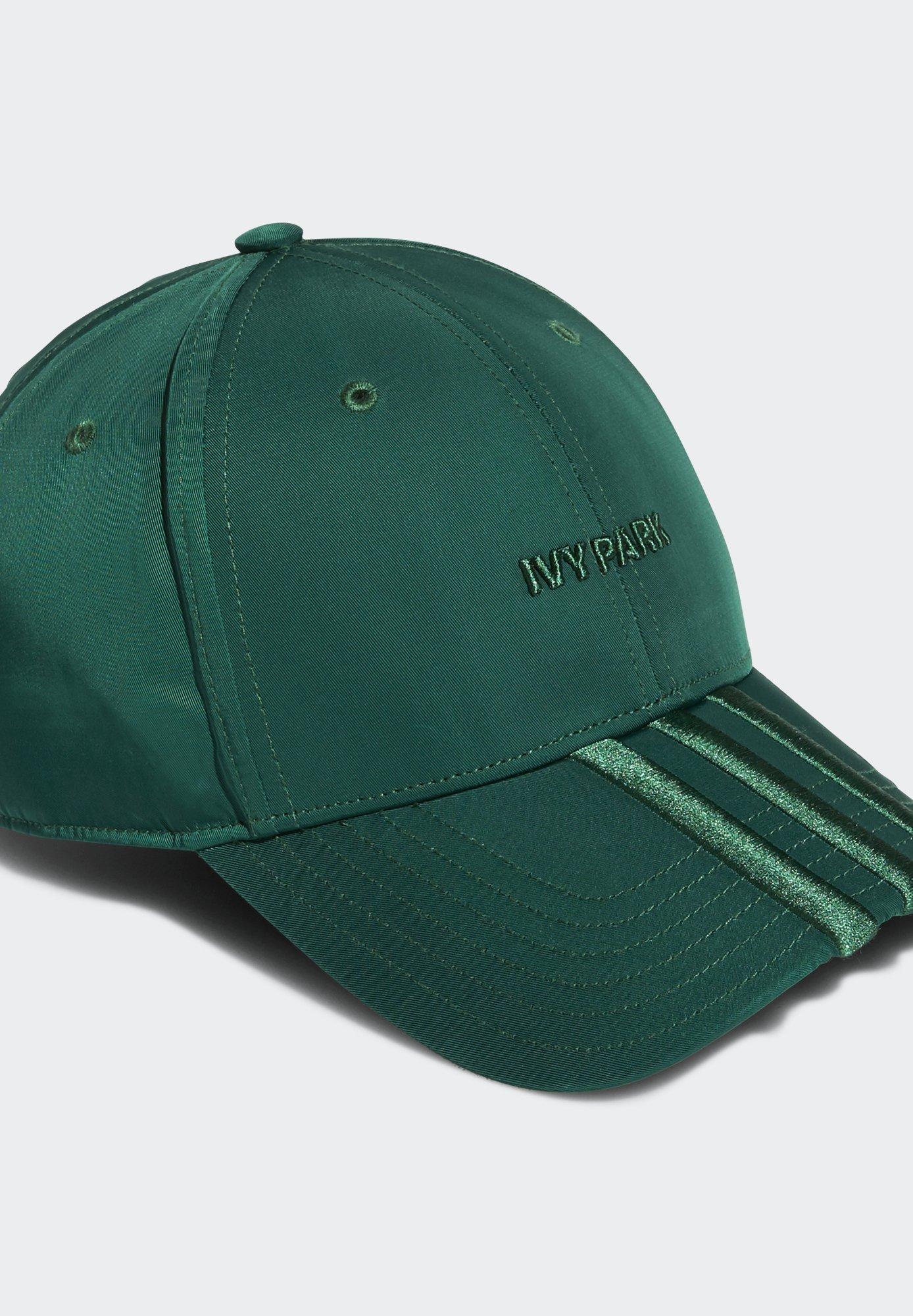 Adidas Originals Ivy Park Baseball - Cap Drkgrn/dunkelgrün