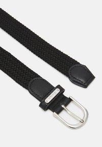 Daily Sports - GISELLE ELASTIC BELT - Belt - black - 1