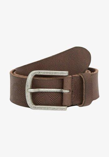 Belt - marrón