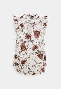 Bruuns Bazaar - ASTER SABIHA - Print T-shirt - offwhite - 0