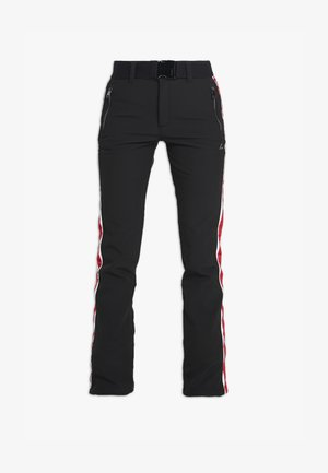 JARVALA - Snow pants - black