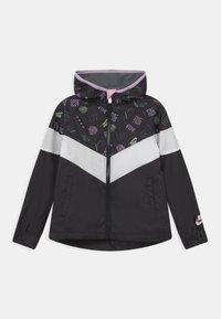 Nike Sportswear - ICONCLASH WINDRUNNER - Sportovní bunda - black - 0