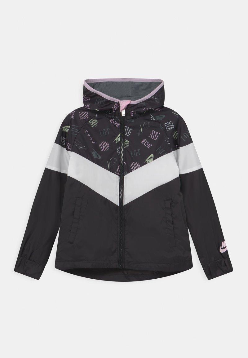 Nike Sportswear - ICONCLASH WINDRUNNER - Sportovní bunda - black