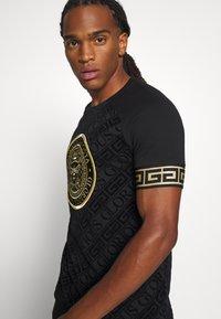 Glorious Gangsta - LANZO  - T-shirt con stampa - black - 3